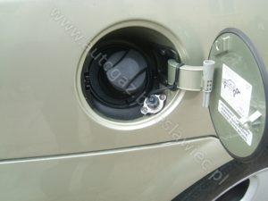 Montaż instalacji gazowej w samochodzie Opel Vectra B 1.6, 1998 rok, na sterowniku stag 4