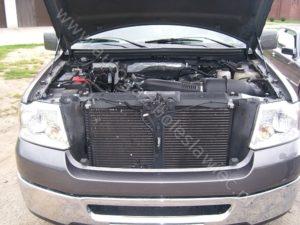 Montaż instalacji lpg w aucie Ford F150 4.6l, 2007 rok
