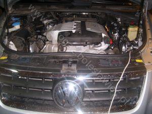 Samochodowa instalacja gazowa Volkswagen Touareg 3.0l V6, 2008 rok ze sterownikiem stag 300 premium