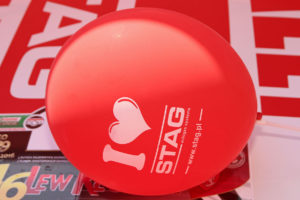 Balon I Love Stag
