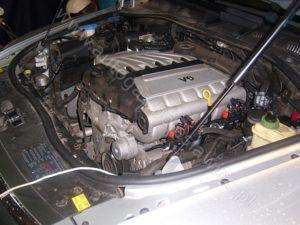 Autogaz dolnośląskie Bolesławiec Volkswagen Touareg 3.0l V6, 2008 rok ze sterownikiem stag 300 premium