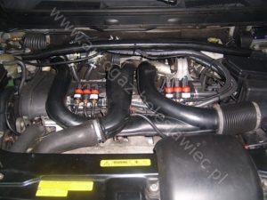 Montaż gazu do auta Dolny Śląsk Volvo XC90 2.8l BiTurbo, 2007 rok, sterownik stag 300 plus