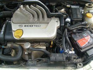 Instalacja autogazu lpg Opel Vectra B 1.6, 1998 rok, na sterowniku stag 4