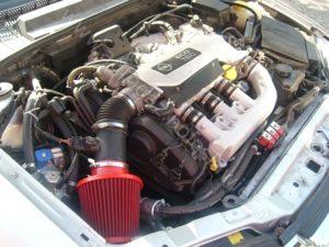 Serwis instalacji lpg w autach Opel Vectra 2.6l V6, 2000 rok