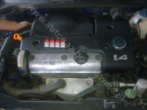 Volkswagn Polo 1.4, 1999 rok, montaż instalacji LPG