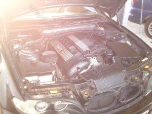 Instalacja LPG firmy Femitec na Niemcy (TÜV) w samochodzie BMW E46 325 Cabrio 2004 rok