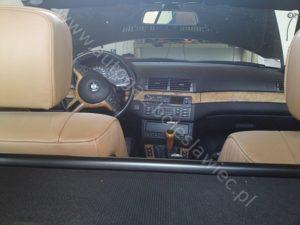 BMW E46 325 Cabrio 2004 rok z samochodową instalacją LPG firmy Femitec