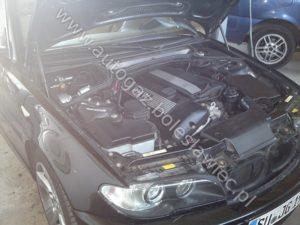TÜV - Instalacja Femitec w BMW E46 325 Cabrio 2004 rok