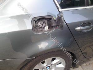Instalacja samochodowa LPG Stag 300 Premium w aucie BMW E60 rocznik 2005
