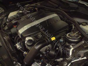 Mercedes z instalacją LPG firmy Prins