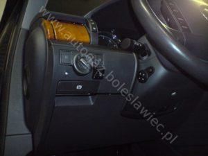 Volkswagen Pheton, 2004 rok, instalacja Prins z urządzeniem ochronnym FLASHLUBE