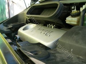 Pojazd LPG Renault Espace 3.5l V6 2005r z instalacją Stag